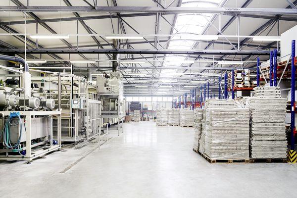 Vom klassischen Gewerbebetrieb zum innovativen Industrieunternehmen